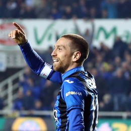 L'ultima nel  Comunale con l'Udinese Atalanta, salutalo con un successo