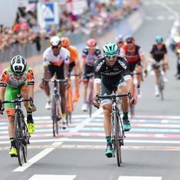 Il Giro d'Italia toccherà la Bergamasca Il 28 maggio la Lovere-Ponte di Legno