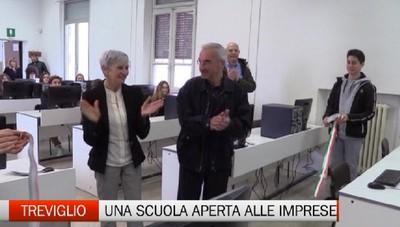 Istituto Salesiano: inaugurata un'aula digitale aperta alle imprese