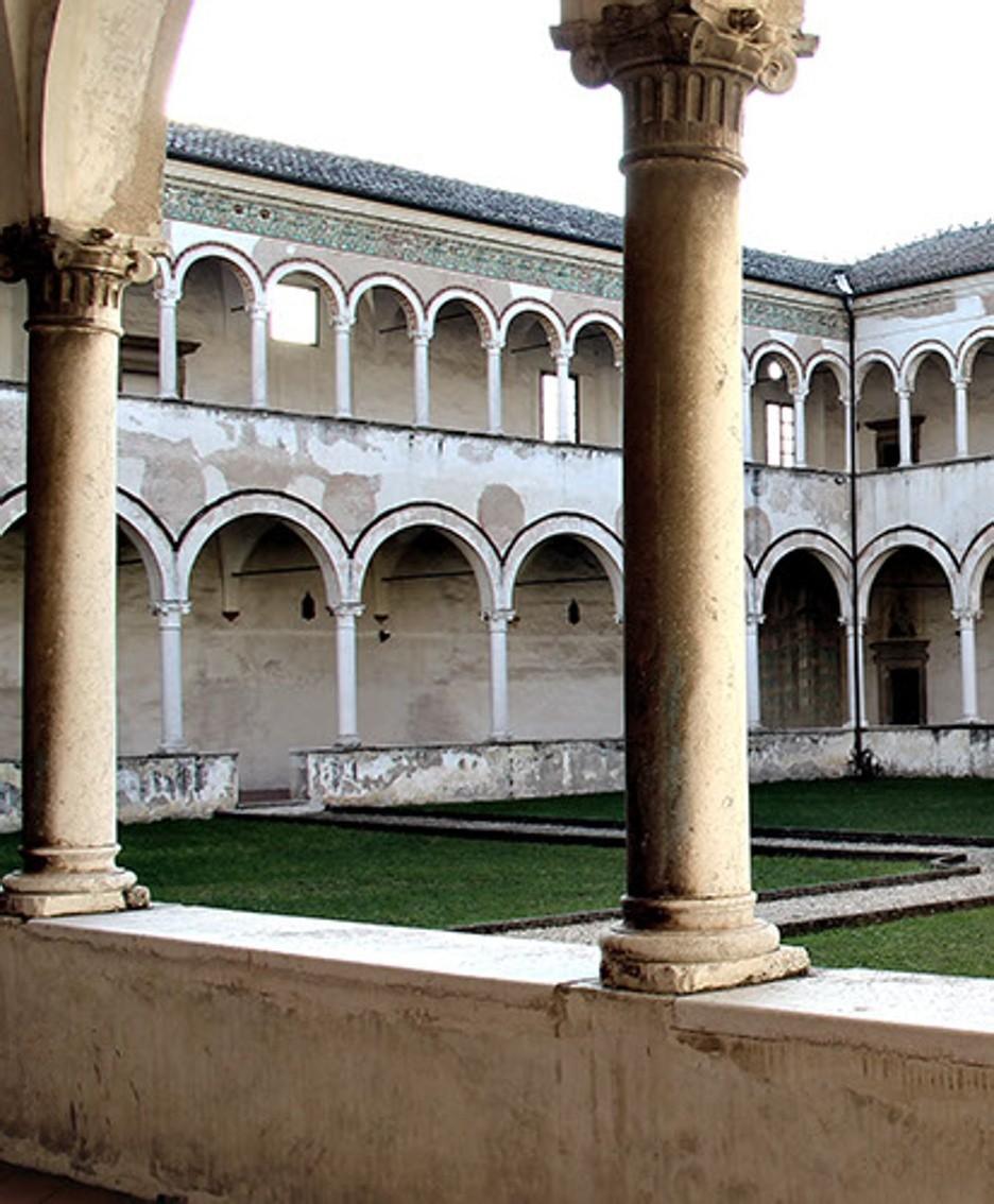 Abbazia Olivetana di Rodengo Saiano
