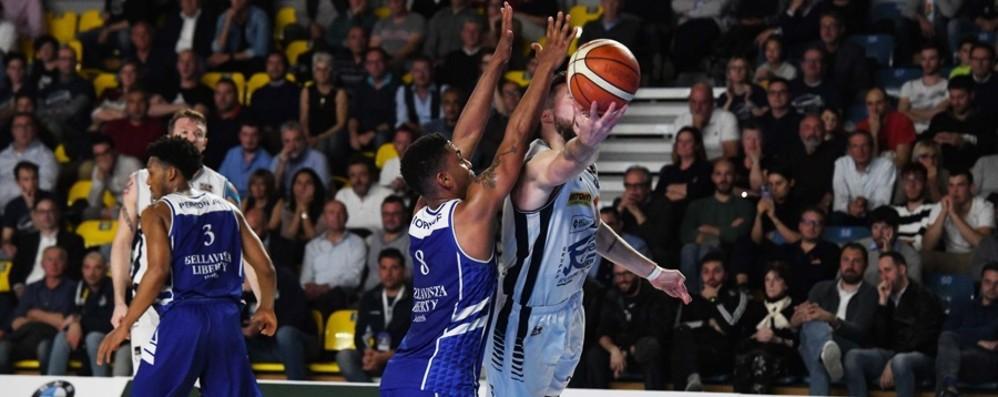 Bergamo Basket ko col Mantova Orgoglio Remer, Roseto battuto