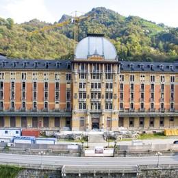 San Pellegrino, appello per il Grand Hotel «Imprenditori, investite per recuperarlo»