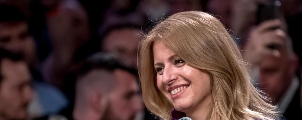Slovacchia, l'europeista Caputova prima donna presidente