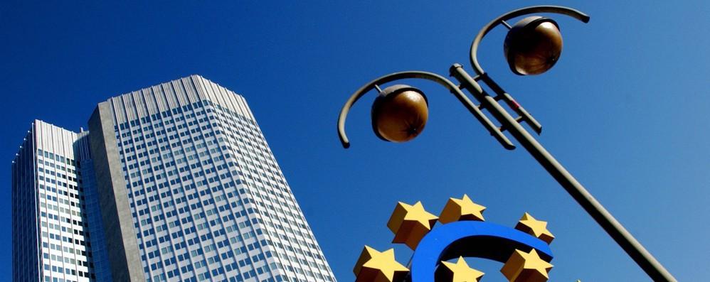 Eurozona: inflazione in calo a l'1,4% a marzo