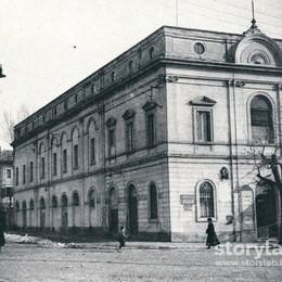 Il Teatro Nuovo un secolo fa tra attori, giocolieri e prove di magia