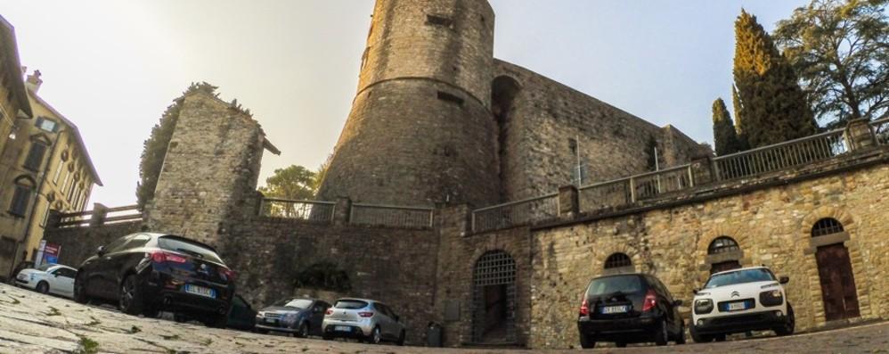 La Rocca al Comune di Bergamo In arrivo caffetteria e «museum shop»