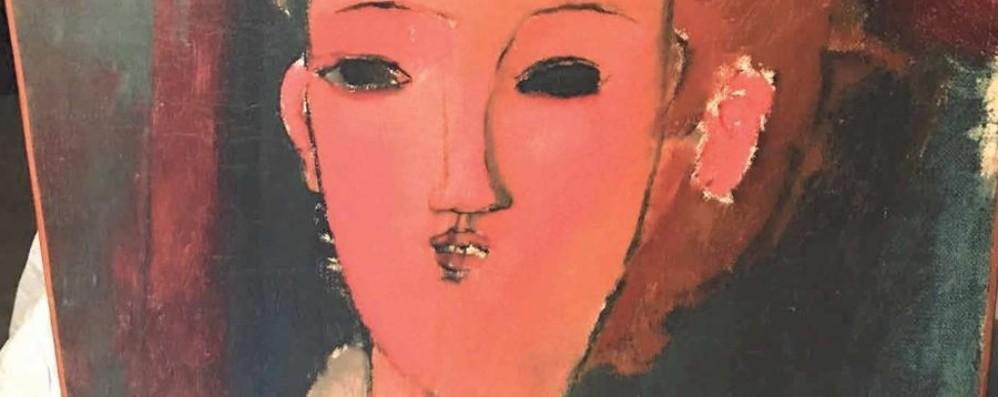 «Sequestrati beni in più per 1,8 milioni» Tolti i sigilli a una tela di Modigliani