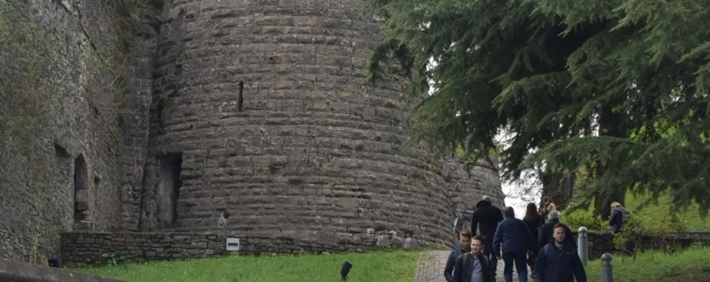Città Alta, servono quattro milioni per restaurare il castello di San Vigilio