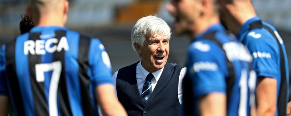 «L'Inter? Il nostro esame di Maturità» Gasperini: sarà un grande match