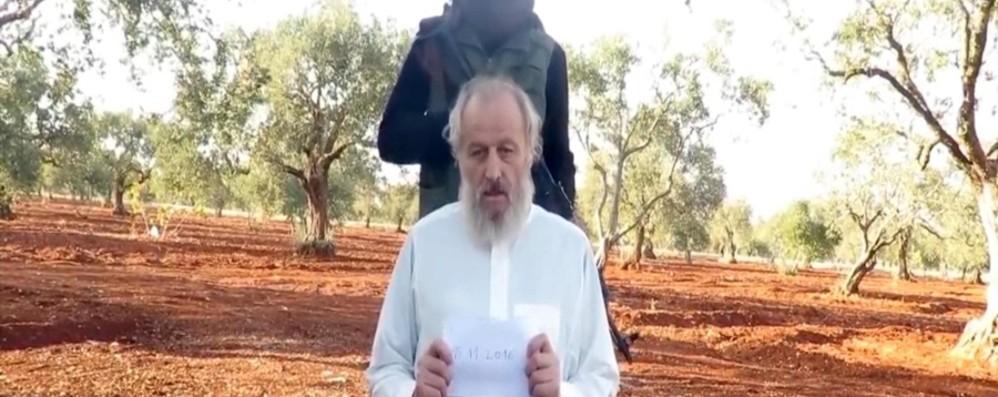 Zanotti ai pm: «Ero senza lavoro Preso da Al Qaeda, 3 anni ad Aleppo»