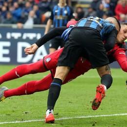 Atalanta, punto d'oro a S.Siro con l'Inter (0-0)  Nerazzurri agganciano il Milan in zona Champions