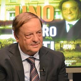 Tentorio, l'addio a Palazzo Frizzoni «49 anni in aula, sempre a destra»