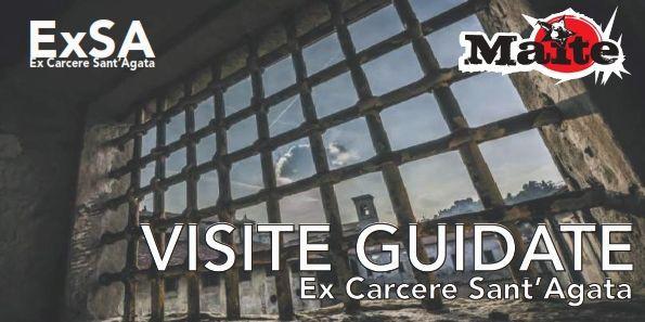 VISITE GUIDATE EX CARCERE DI SANT'AGATA