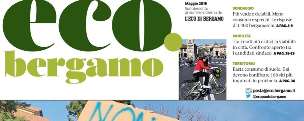 Eco.bg: comuni promossi su rifiuti e verde  Ma c'è ancora troppo cemento e rumore