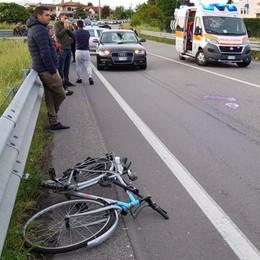 Treviglio, morto il 15enne investito in bici  Era ricoverato al Niguarda da domenica