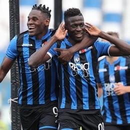 Atalanta-Genoa 2-1 -  Barrow e Castagne firmano la vittoria contro i rossoblù