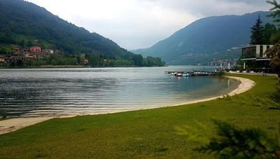 Il lago d'Endine