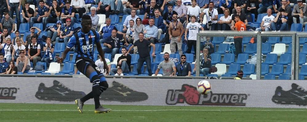 Atalanta, una caterva di gol Figlia del sogno Champions