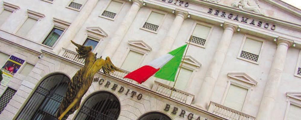 Fondazione Credito Bergamasco  Ci sono i grandi restauri