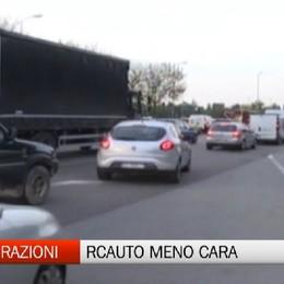 Assicurazioni - RcAuto, a Bergamo prezzi in ribasso