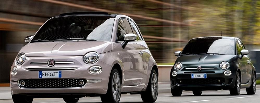 Fiat 500, arriva la nuova gamma