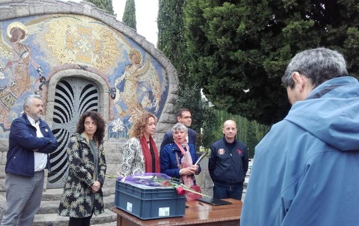 Il giovane antifranchista ucciso in Spagna  La salma torna a Lovere dopo settant'anni