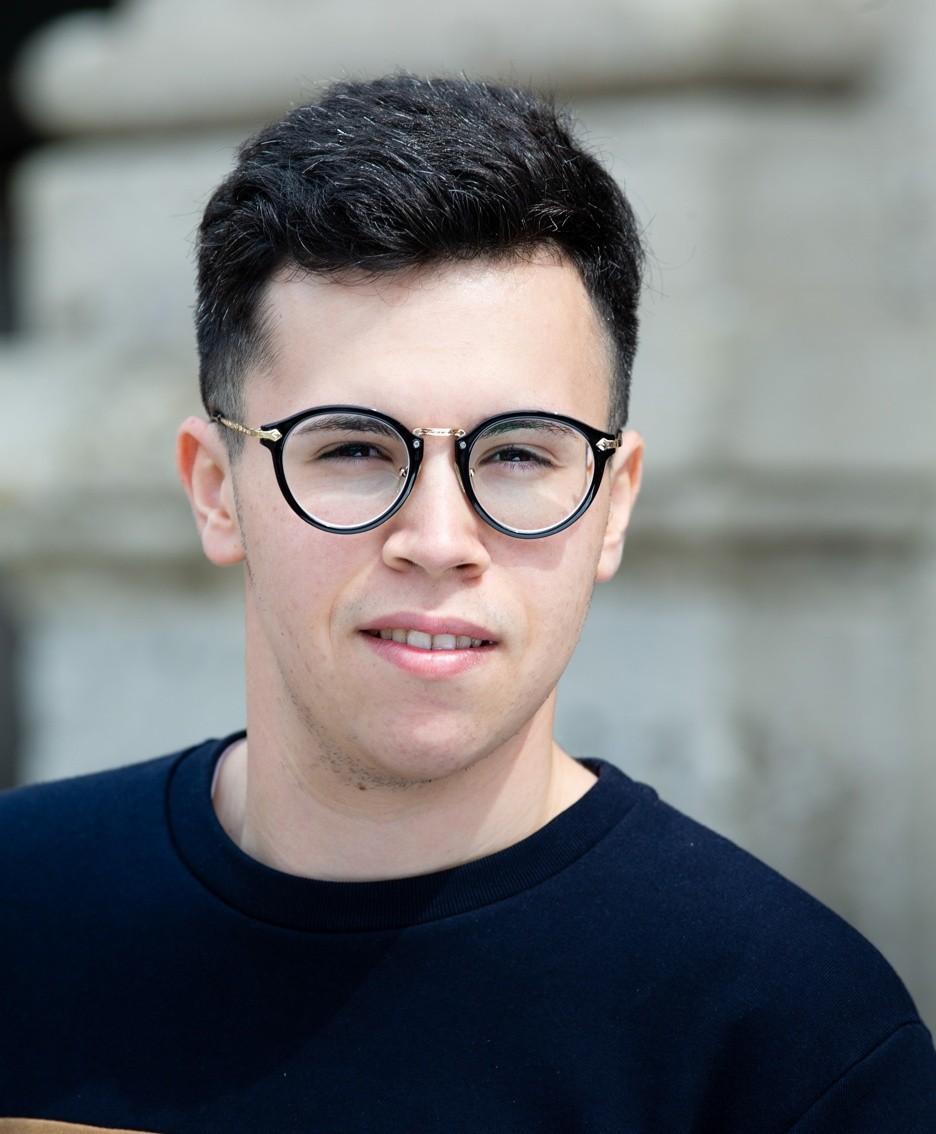 Luca Niutta 17 anni