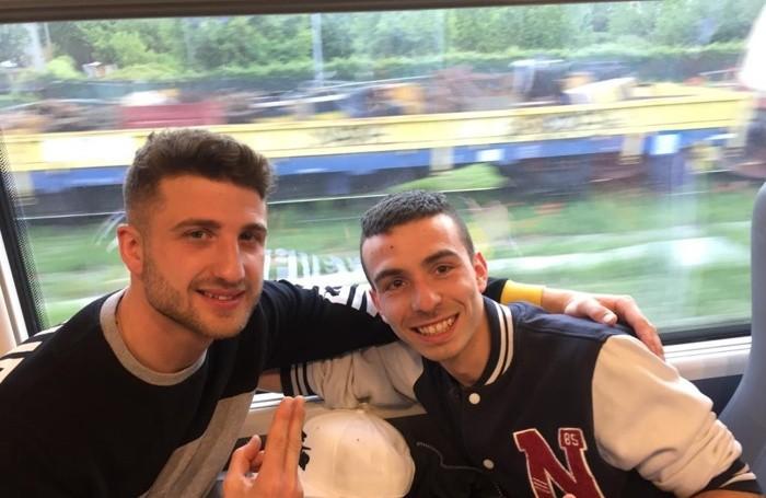 Fabio Rodari e Stefano Clivati