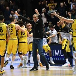 Basket, gara 3 per Bergamo e Remer  Occasione per svoltare la serie