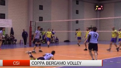 Csi - Coppa Bergamo Volley, la finale a Gaverina