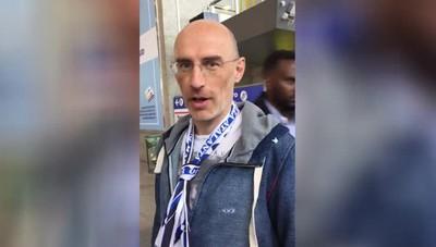 Dopo Roma, parlano i tifosi «E ora di nuovo tutti allo stadio»