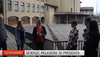 L'Istituto superiore di Scienze religiose si presenta