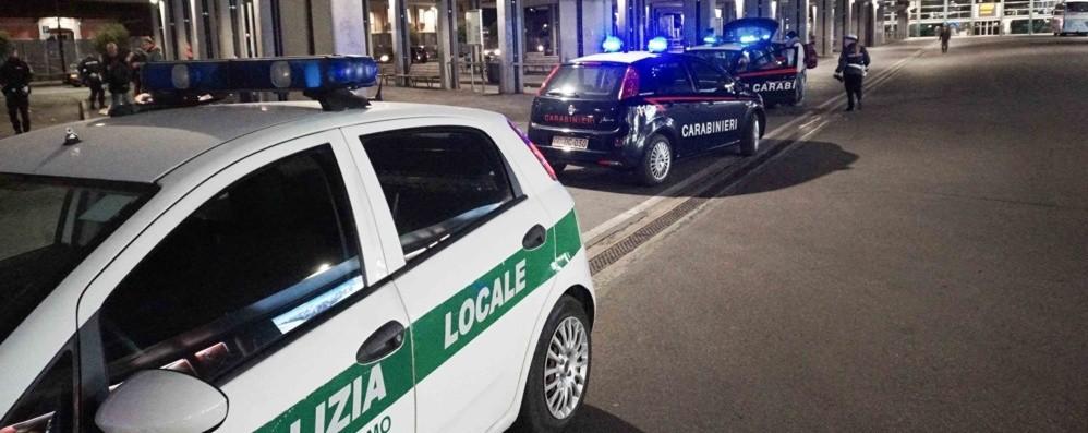 Salvini: «A Bergamo reati giù del 15%» Gori: «Non è merito del suo decreto»