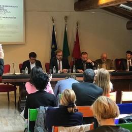 Bergamo, le richieste degli avvocati  Tricolore, un Alpino denuncia Gori