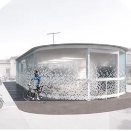 Bergamo, nuova stazione per le biciclette  Aperta 24 ore, accesso hi tech - Foto