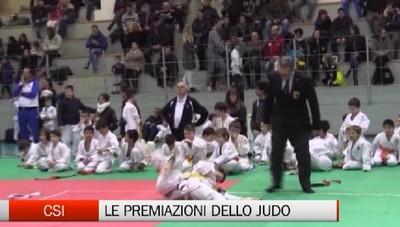 Csi - Le premiazioni dello judo