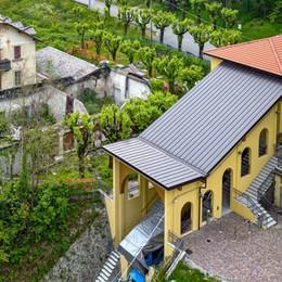 San Pellegrino, il «Vetta» rinascerà L'ex hotel comprato per 547 mila euro
