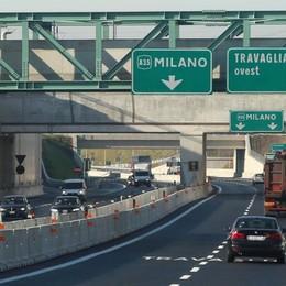 Autostrade, Brebemi cresce più di tutte  Il traffico è aumentato del 20,9% nel 2018
