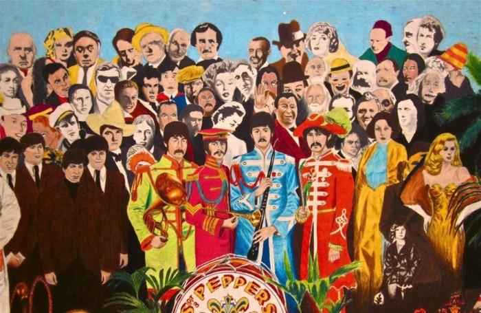 The Beatles, Sgt. Pepper