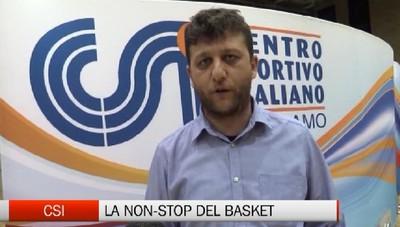 Csi - A Gorlago la non-stop del basket