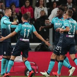 Juventus-Atalanta 1-1. Il Napoli batte l'Inter Nerazzurri a un passo dal sogno Champions