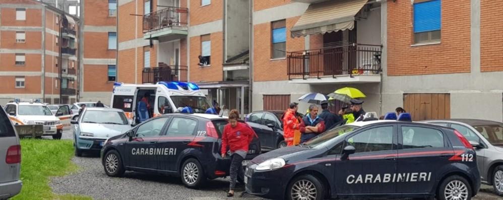 Tragedia a Verdellino, cade dal 4° piano Muore bimba di 9 anni