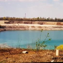 Nella cava una palestra sott'acqua Ciserano, sarebbe la prima in Italia