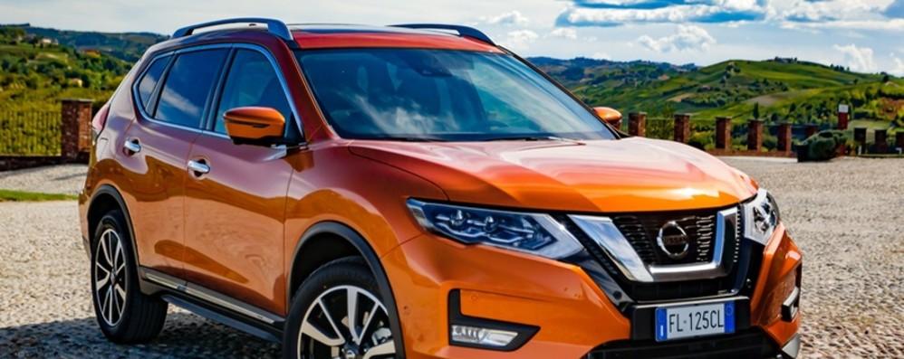 Nissan X-Trail Nuovi motori