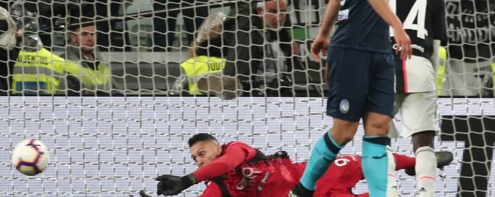 Un' Atalanta mai doma Ora la Champions dista solo 90'