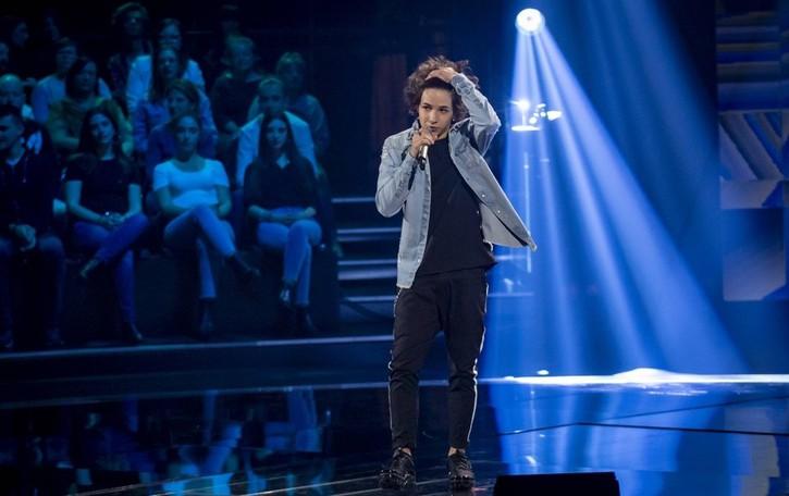 Da Ponteranica a «The Voice»  Andrea Bertè passa alla fase successiva