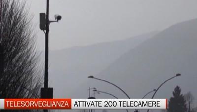 Arriva la super rete di telesorveglianza. Duecento telecamere sorveglieranno targhe e traffico