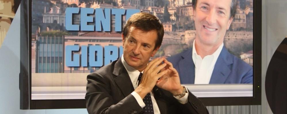 «Bergamo Vota» con  Gori - La diretta E venerdì 24 i candidati a confronto