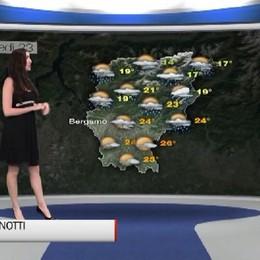 Meteo, le previsioni per giovedì 23 maggio