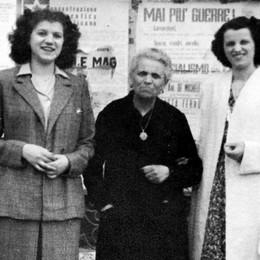 Voto, la prima volta delle donne «Ragazze, andate alle urne»